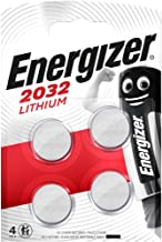 Energizer CR2032 Lithium Coin Battery - (Pack of 4)