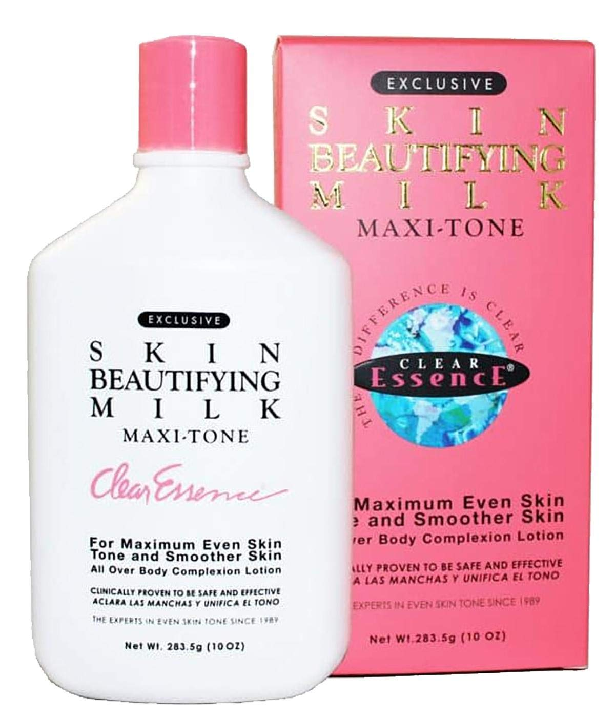 Spasm price Clear Essence Exclusive Skin Beautifying Milk Max 90% OFF of 1 Pack