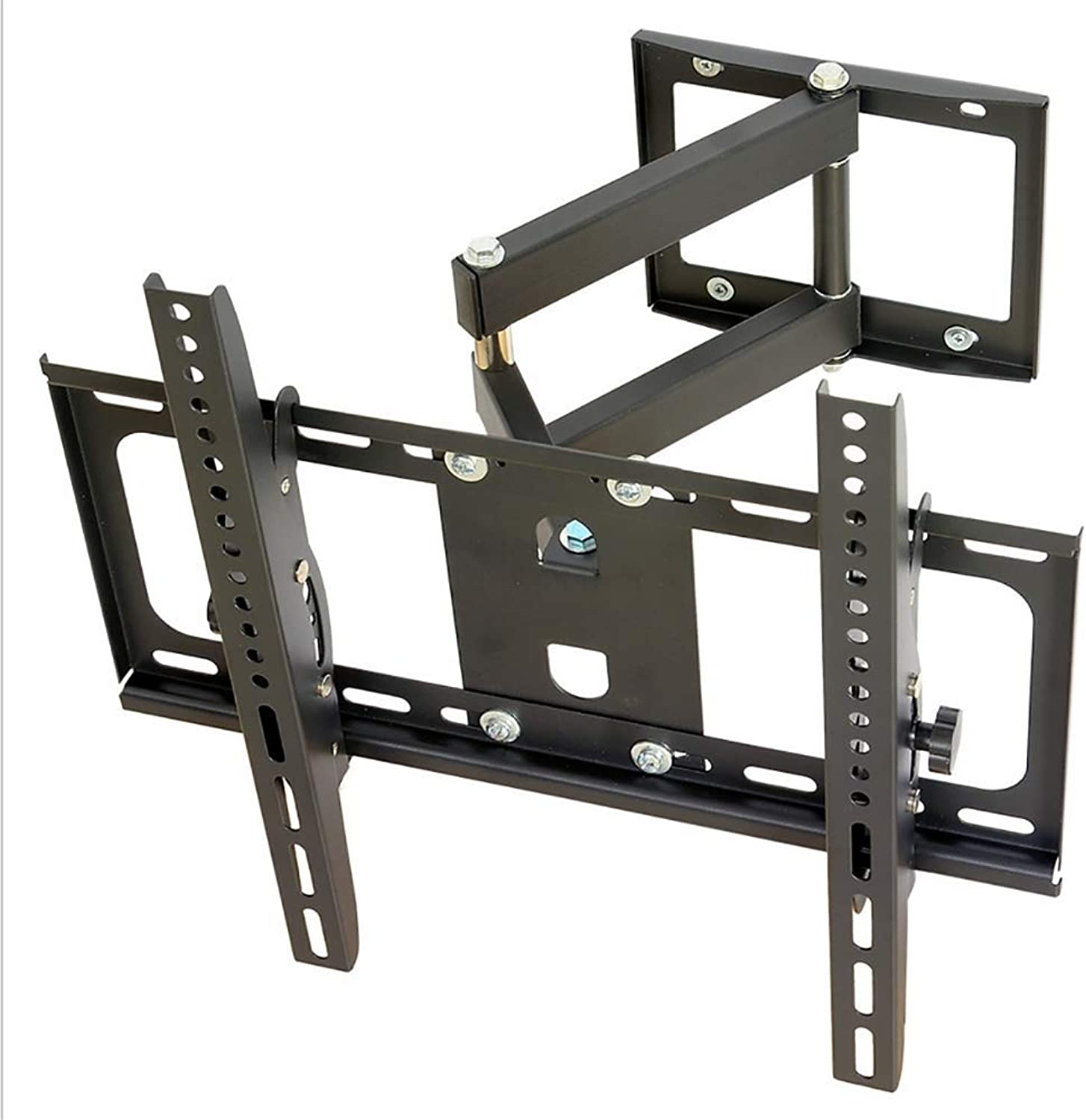 Adjustable Angle redation TV Wall Mount Bracket, Up to VESA 400 x 400 mm and 45KG for 26 to 55 Inch TV Flat Screens and Monitors