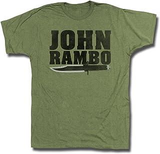 Rambo - - Jonbo camiseta de los hombres de
