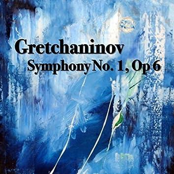 Gretchaninov Symphony No. 1, Op 6