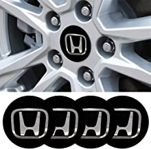 4 x 56.5mm Car Lettering BBS Wheel Center Cap Sticker Wheel Emblem Badge Logo Stickers fit Honda Accessory