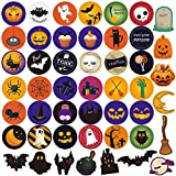 Halloween Stickers for Kids,480 PCS Pumpkin Sticker for Halloween Party Favors, Trick or Treat Goodie Bag