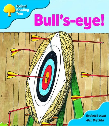 Oxford Reading Tree: Stage 3: More Storybooks: Bull's-eye!: Pack Bの詳細を見る
