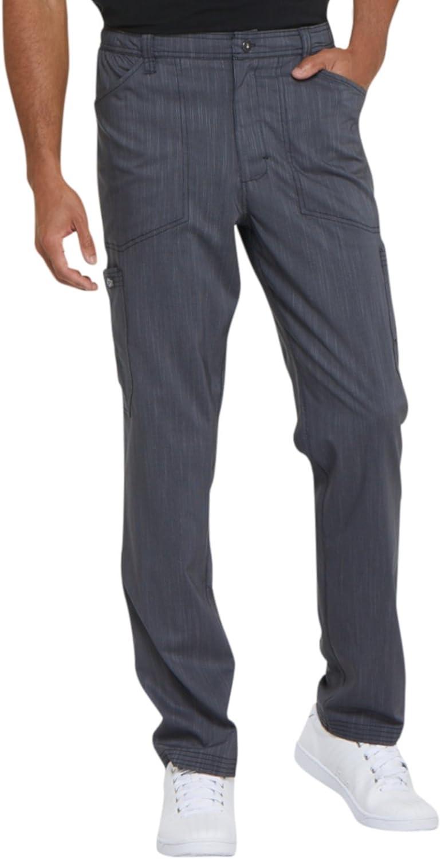 Dickies Advance Men Scrubs Pant Natural Rise Straight Leg DK180