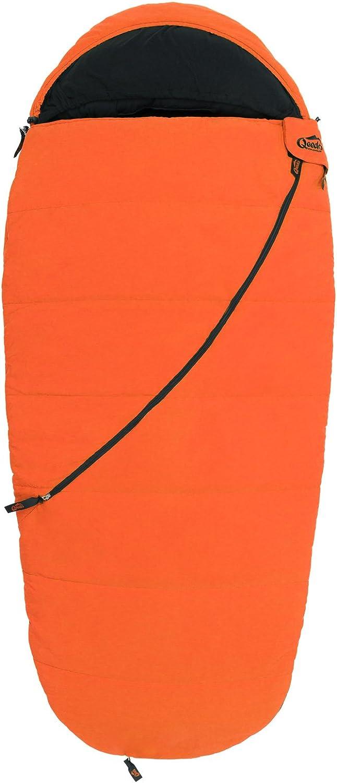 Qeedo Buddy Junior Kinder-Schlafsack (bis 155 cm Körpergröße) B01CPDFHRK    Mode-Muster 0a065e