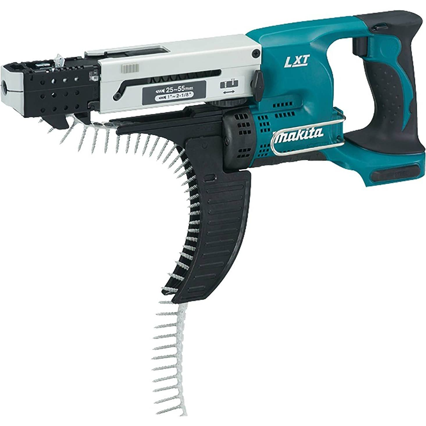 タイヤバットホールドオールMakita XRF02Z 18V LXT Lithium-Ion Cordless Autofeed Screwdriver, Tool Only by Makita