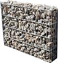 830mm x 1050mm Gabionen von Zaunbau Gortner Gabionenzaun Zaun und Gabionensysteme Steinmauer