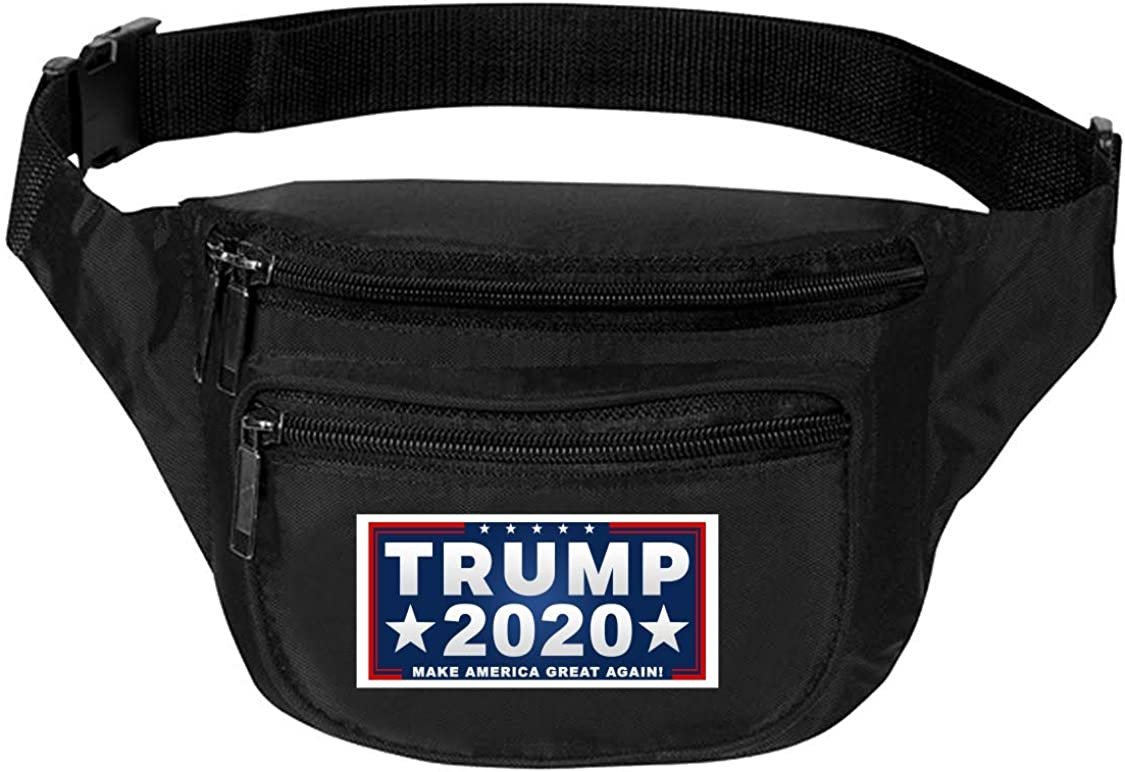 Trump Supreme Red Box Logo 2020 Fanny Pack