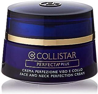 Collistar Perfecta Plus Crema Perfezione Viso e Collo| Rimodella viso e collo, minimizza rughe e cedimenti cutanei | Per p...