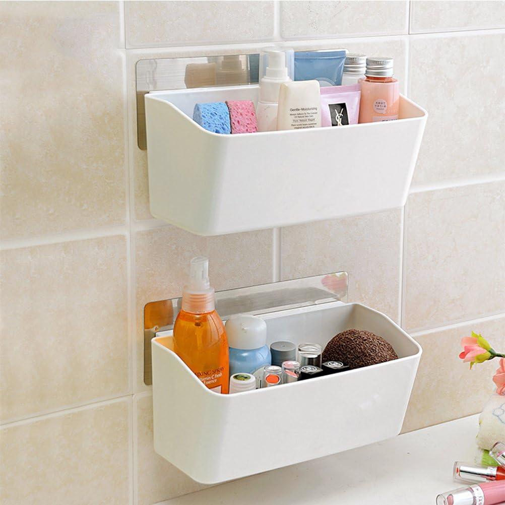 BESTOMZ Badablage Duschablagen ohne Bohren Kunststoff ...
