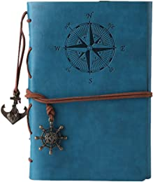 Journal en cuir ordinateur portable, carnet &agrav