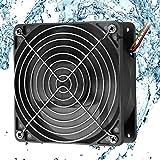 120mm 12V IP65 Waterproof Fan High Speed 12V DC 120mm 12038 3Pin Ventilation Cooling Fan 3500RPM