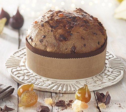 Panettone Artigianale con Cioccolato Fondente e Fichi'AL CORSO - BOTTEGA DEL GUSTO ITALIANO'