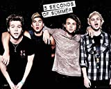 GB Eye 40 x 50 cm Peace 5 Seconds of Summer Mini-Poster,