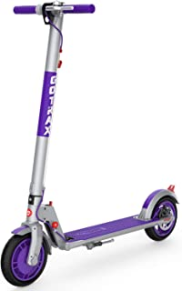 GOTRAX XR Ultra Electric Scooter, LG Battery 36V/7.0AH Up to 18 Miles Long-range, Powerful 300W Motor & 15.5 MPH, UL Certified Adult E-Scooter for Commuter (Purple)