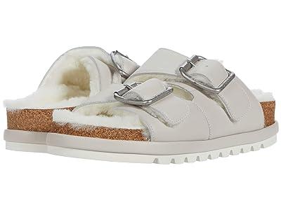 J/Slides Lynx (Ivory Leather) Women