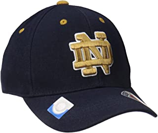official photos 2ee3b 3c5af NCAA Notre Dame Fighting Irish Child One-Fit Hat, Black