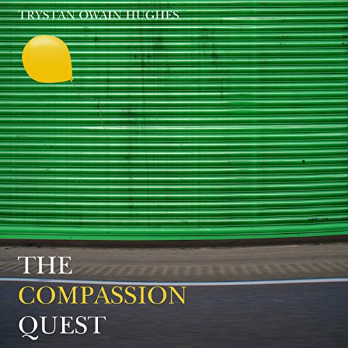 The Compassion Quest audiobook cover art