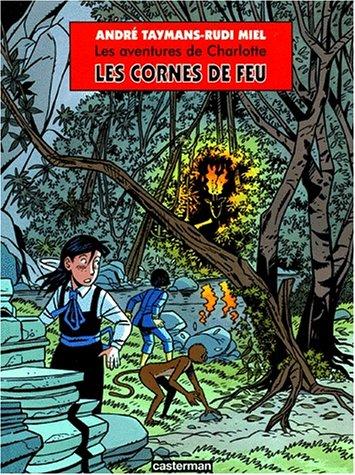 Les aventures de Charlotte Holmes : Les cornes de feu