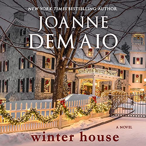 Winter House Audiobook By Joanne DeMaio cover art