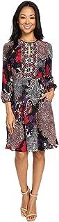 Donna Morgan Women's Printed Dress