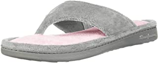 دمپایی مخصوص کفش آویز میکرو فیبر زنانه Dearfoams