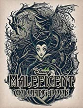 Maleficent Coloring Book: Great for Encouraging Creativity. Perfect Gift for Kids And Adults That Love Aurora & Maleficent...