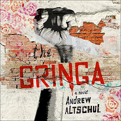 The Gringa audiobook cover art
