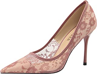 KemeKiss Women Office Stiletto Heels Summer Shoes