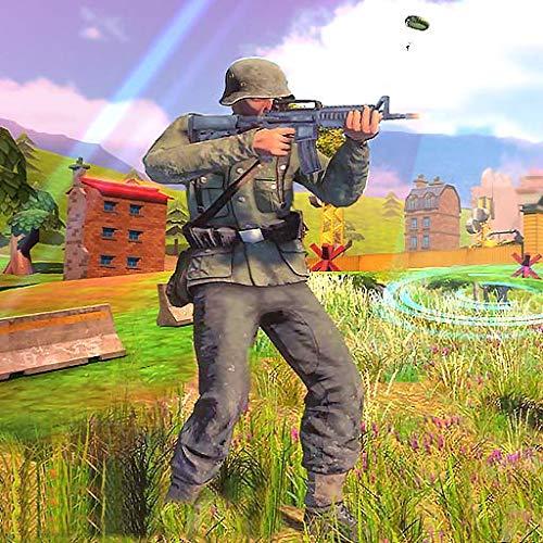 Commando Shooting Überlebensfelder der US-Armee