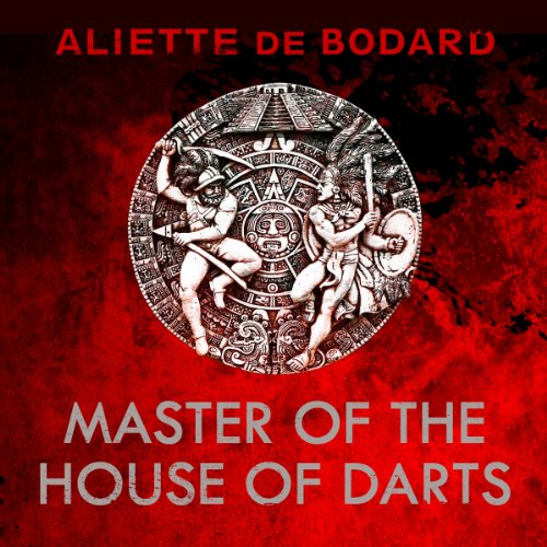 Master of the House of Darts audiobook cover art