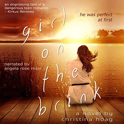Girl on the Brink audiobook cover art