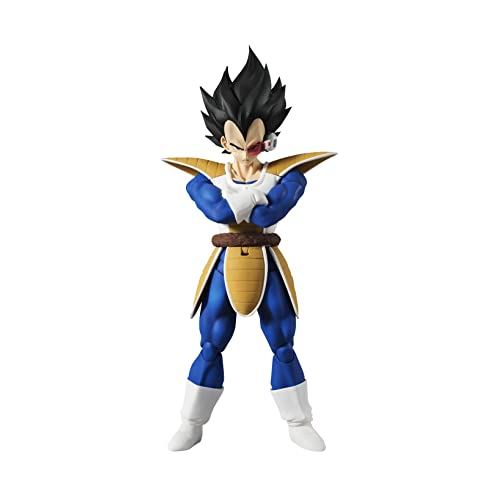 Tamashii Nations Bandai S.H. Figuarts Vegeta Dragon Ball Z Action Figure