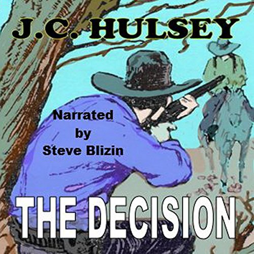 The Decision audiobook cover art