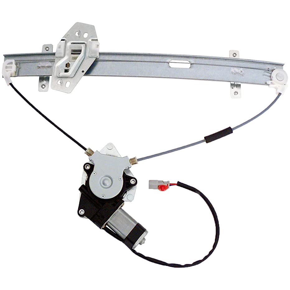 ACDelco 11A180 Professional Front Passenger Side Power Window Regulator with Motor
