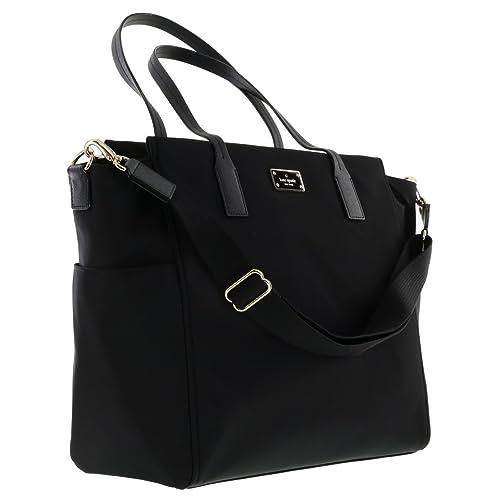 3cd2f4eb1095 Kate Spade New York Blake Avenue Kaylie Baby Bag Diaper Bag (Black)