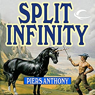 Split Infinity cover art