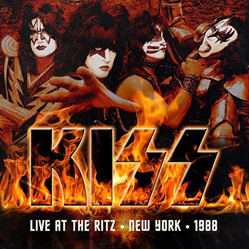 Live at the Ritzs New York 1988 (Vinyl Red Limited Edt.) [Vinyl LP]
