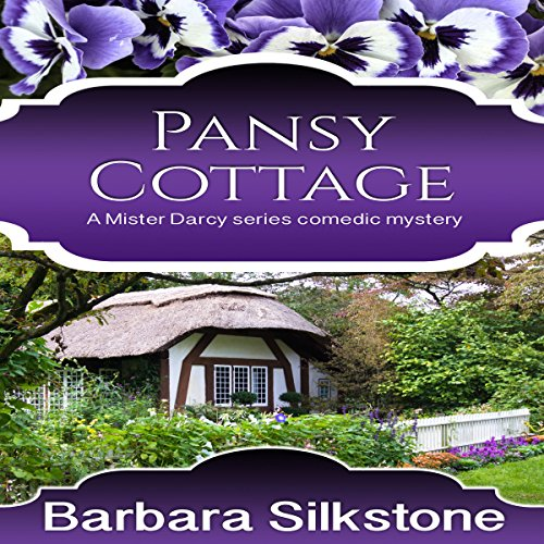 Pansy Cottage audiobook cover art