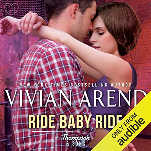Ride Baby Ride audiobook cover art