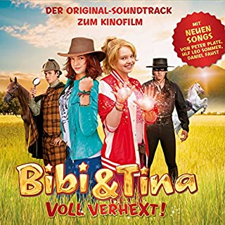 Bibi & Tina - Voll verhext: Original-Soundtrack zum Kinofilm Titelbild
