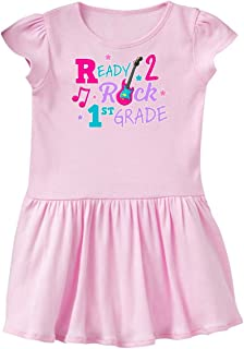 Back to School Ready 2 Rock 1st Grade Toddler Dress
