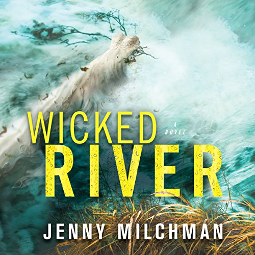 Wicked River audiobook cover art