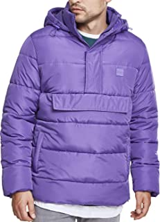 Pull Over Puffer Jacket Chaqueta para Hombre