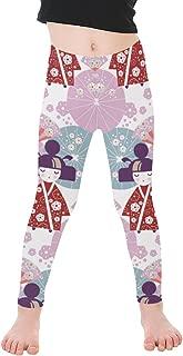 INTERESTPRINT (Age 1-7 Baby Kids Girls Boys Stretchy Leggings Pants Trousers