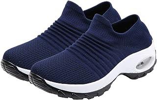 Holibanna Vrouwen Walkinf Running Sportschoenen Air Kussen Ademend Mesh Sneakers Schoenen Vrouwen Outdoor Schoenen Wandels...