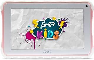 GHIA Tablet Kids 7 Toddler GTAB718ROS / Quad Core / 1GB de R