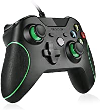 Wired Controller for Xbox one, Wired Xbox one Game Controller USB Gamepad for Xbox One PC Windows 7/8/10 with 3.5mm Headse...