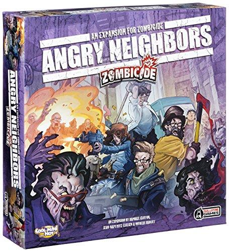 Zombicide Angry Neighbors VO